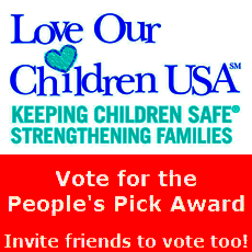 Vote - Love Our Children USA