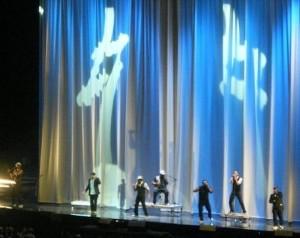 N7 on stage