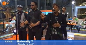 Naturally 7 on ZDF Morgenmagazin
