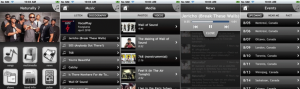 Naturally 7 iPhone App Preview