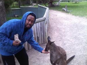 Roger & Kangaroo