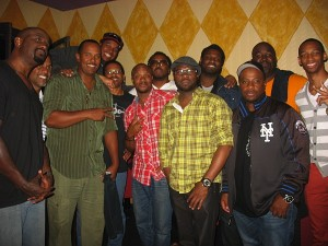 Take 6 Meets Naturally 7