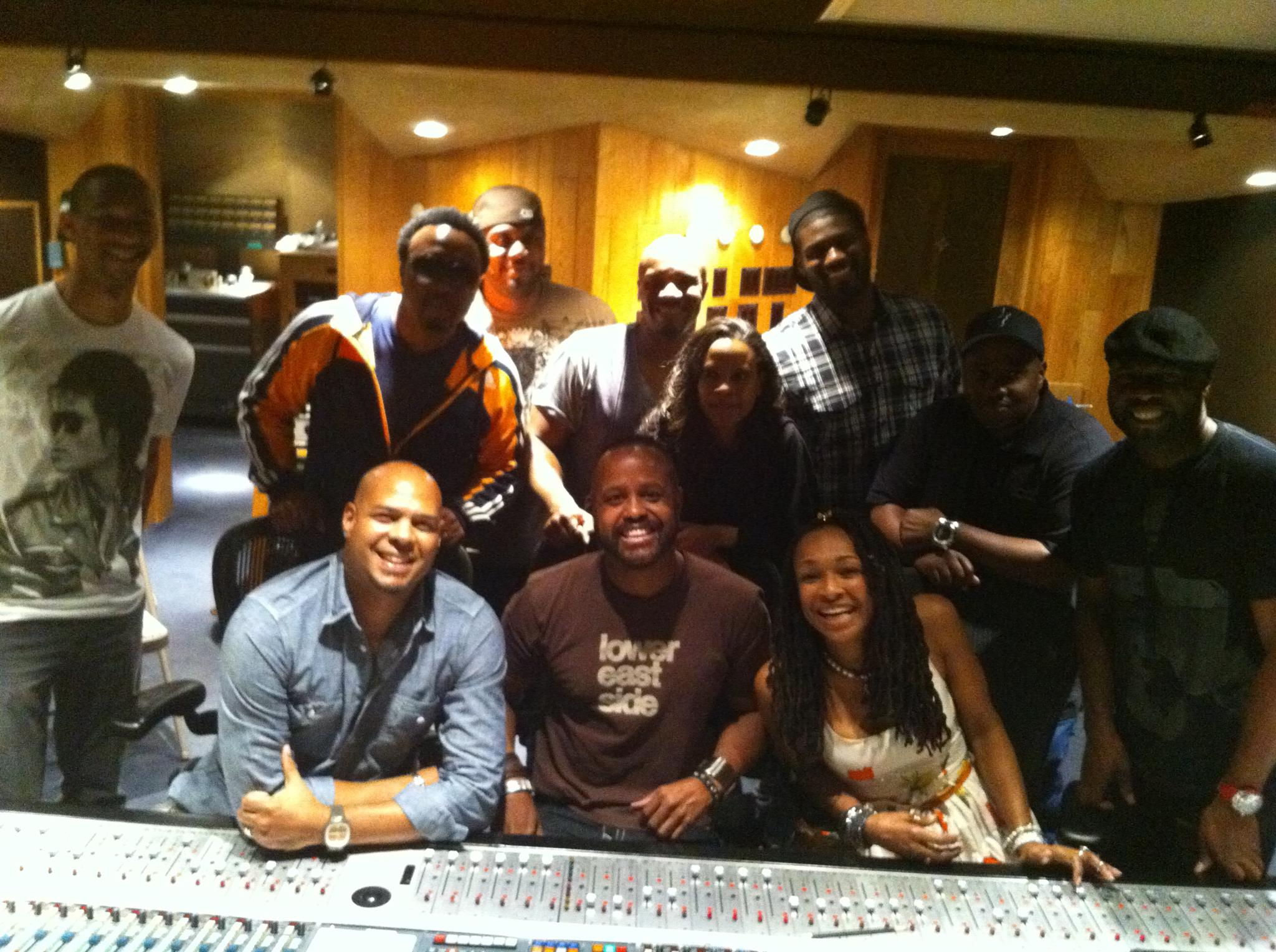 Naturally 7 Records Song with Siedah Garrett