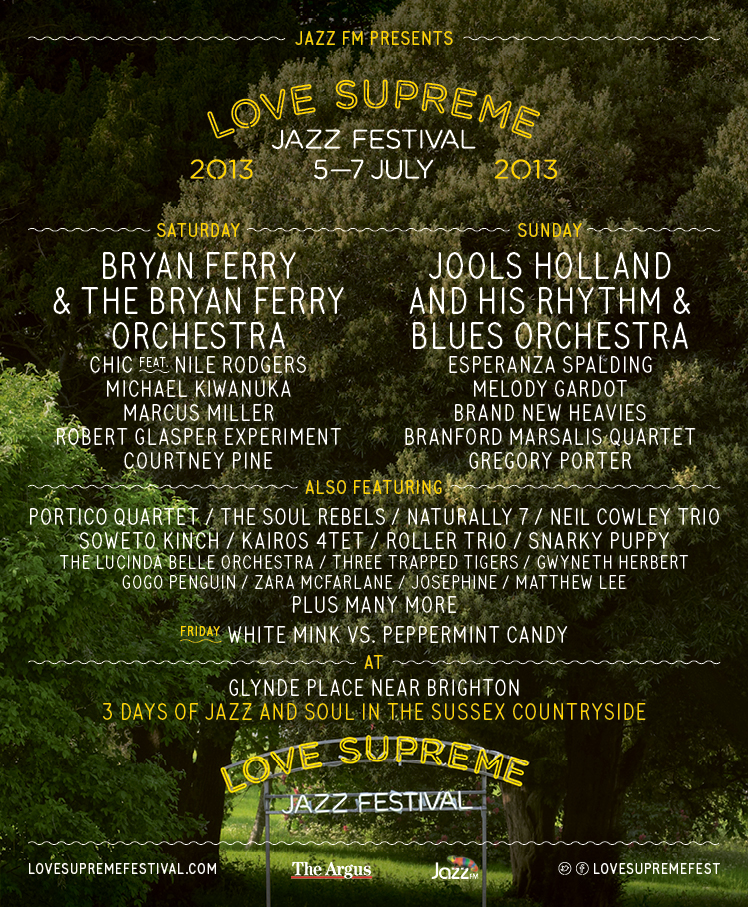 20130328 Love Supreme Jazz Festival e-flyer