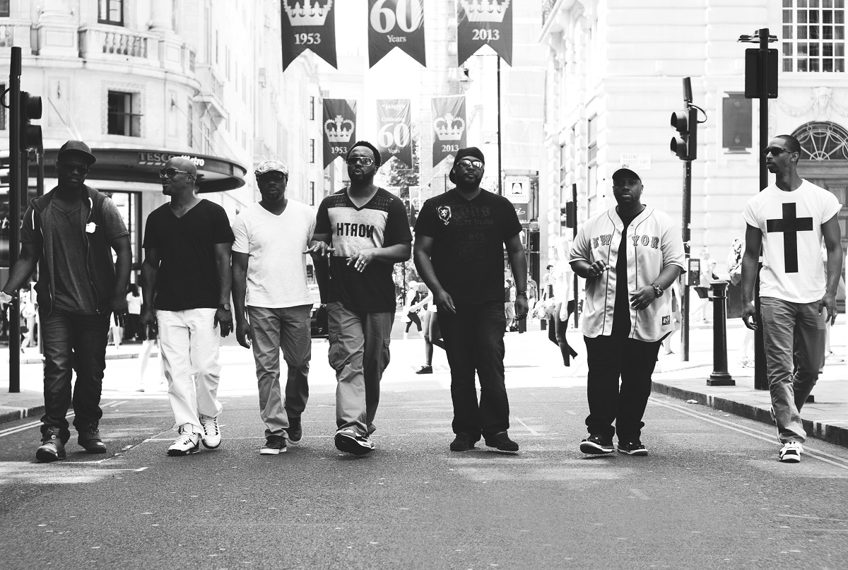Naturally 7 on tour in Australia and New Zealand