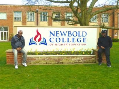 Naturally 7's Roger and Warren visit their Dad's old UK college