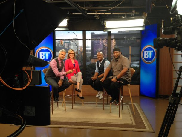 Rod and Warren visit Breakfast Television Vancouver