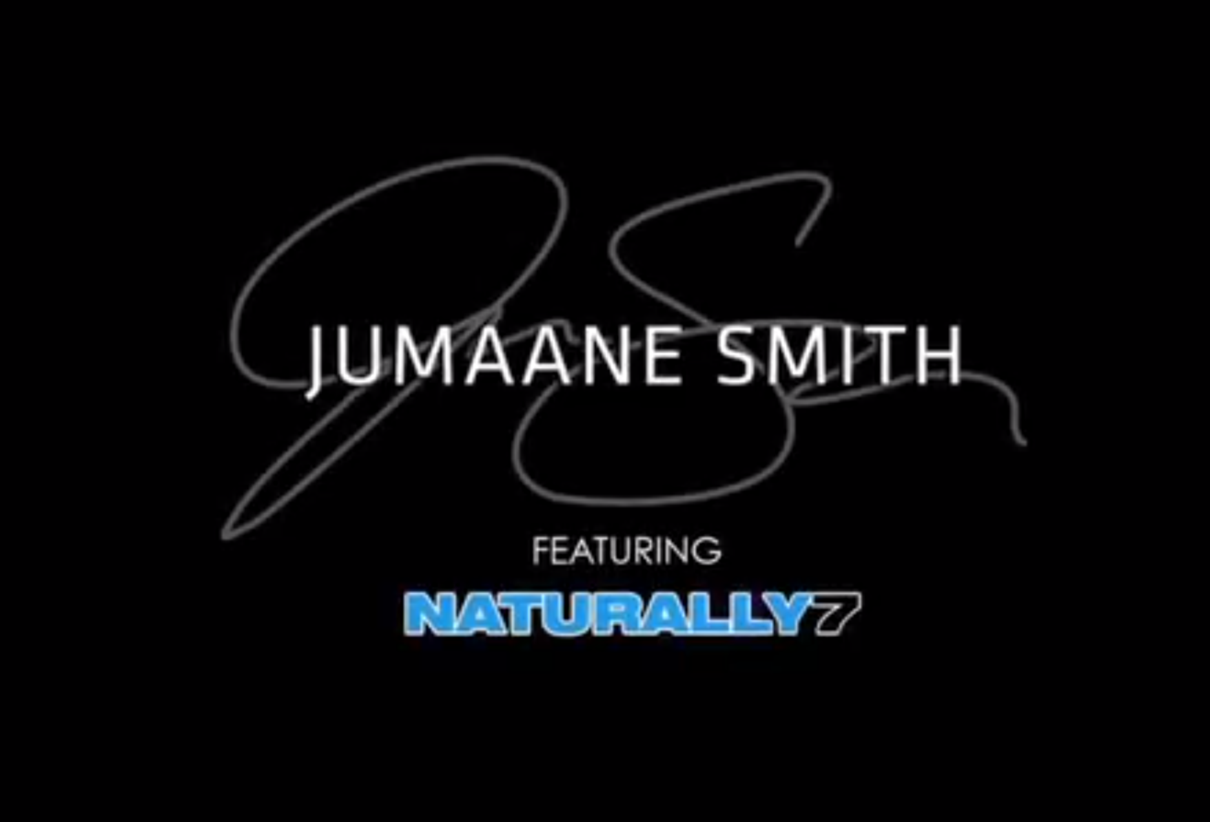 "Naturally 7 feature on Jumaane Smith's ""I Only Have Eyes For You"""
