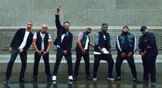 Naturally 7 #FeelingNuts