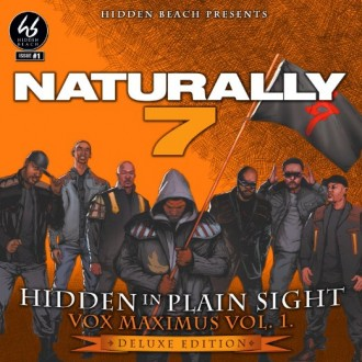 Naturally 7 - Hidden in Plain Sight Cover