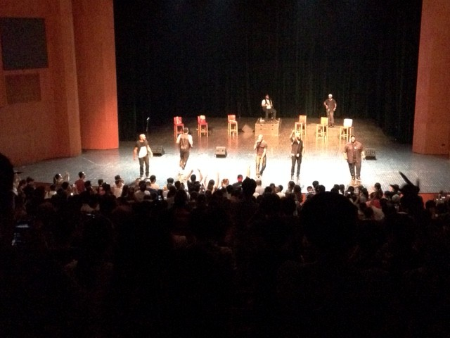 Naturally 7 at Daning Theater - Shanghai