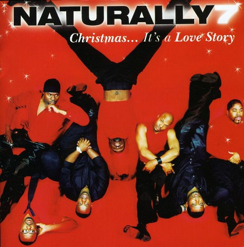 Naturally 7 Christmas Its A Love Story Cover
