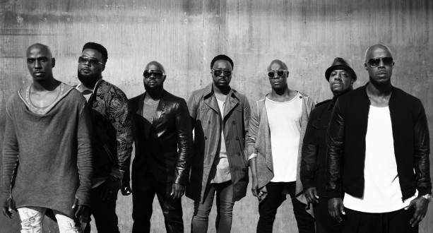 Naturally 7 official group photo 2016-11
